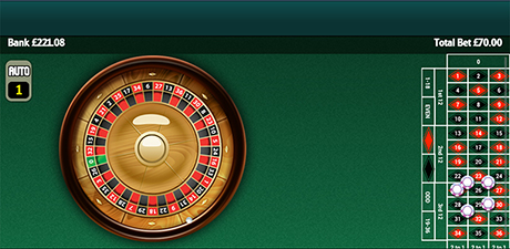 How does electronic craps work