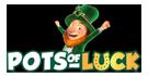 Pots of luck Logo Linear