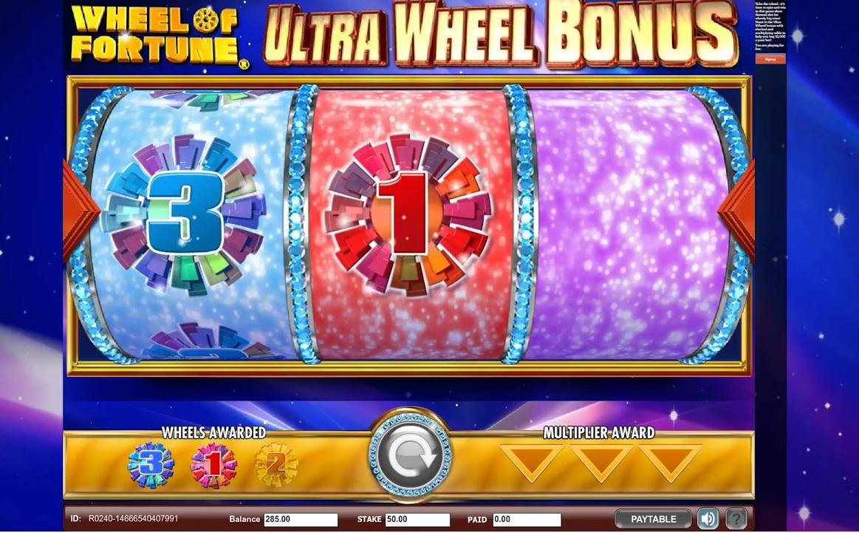 wheel of fortune ultra 5 reels mobile slot reviewed over. Black Bedroom Furniture Sets. Home Design Ideas