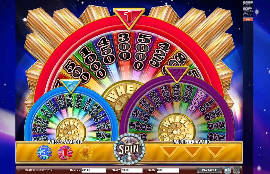 wheel of fortune ultra 5 reels mobile slot reviewed over the top in everything fortune frenzy. Black Bedroom Furniture Sets. Home Design Ideas