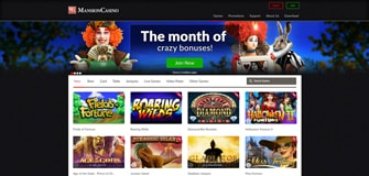 mansion online casino mobile casino deutsch
