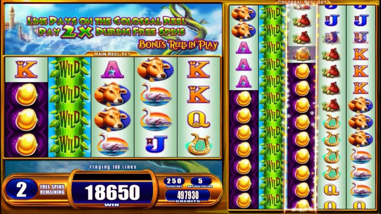 Colossal Reels Slots Free Online