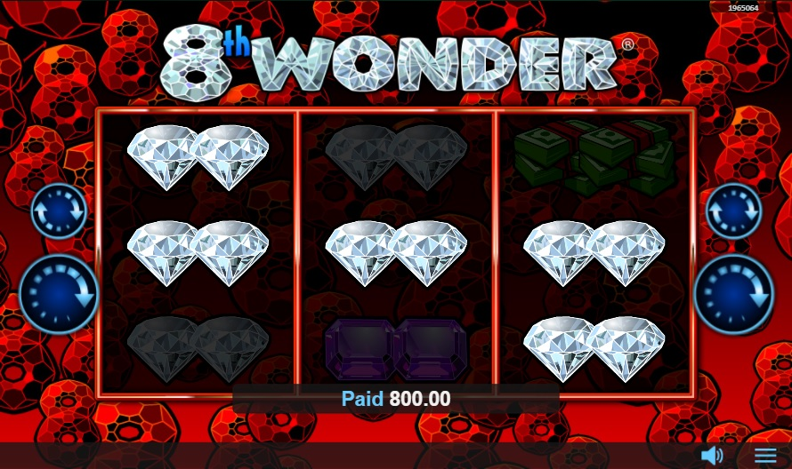 8th Wonder Big Win