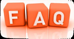 FAQ orange