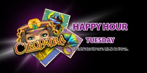 happy hour tuesdays fortune frenzy