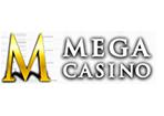 Mega Casino Logo Linear