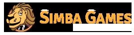 Simba Games Logo Linear