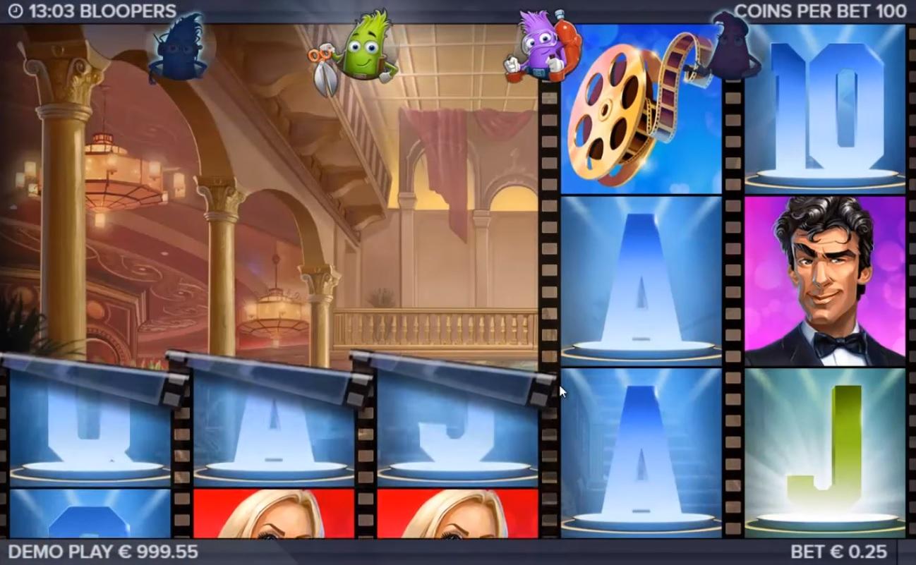 Bloopers Slot Game - Elk Studios Slots for Real Money