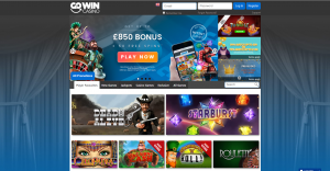 gowin casino front page 2017