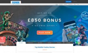gowin welcome bonus screenshot 2017