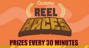 casumo casino reel races