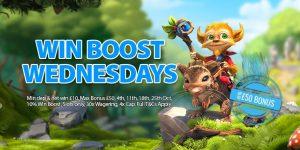 Win Boost Wednesday Promoo