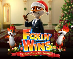 foxin wins a very foxin christmas slot nextgen