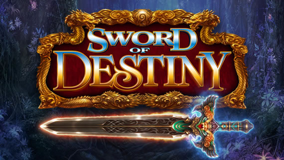 Sword of Destiny by Scientific Games