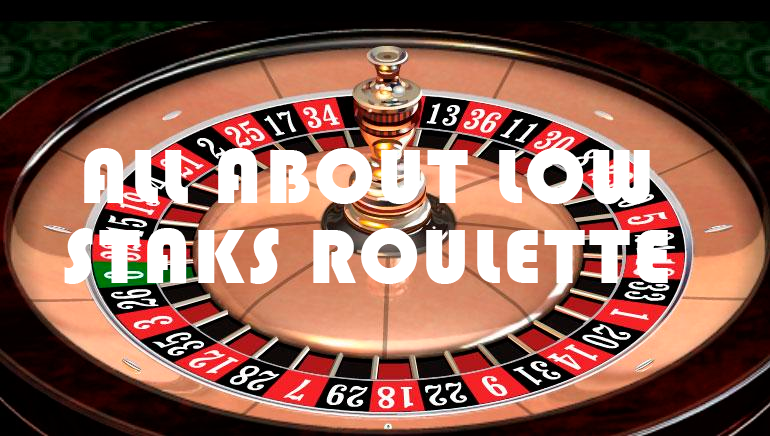 Low-stakes-roulette