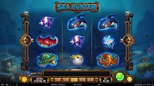 Sea Hunter Gameplay
