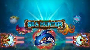 Sea Hunter Slot Logo