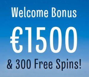 sloty welcome bonus