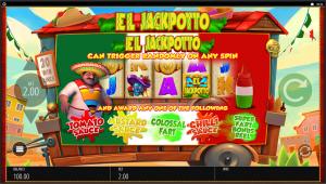El Jackpotto Slot Features
