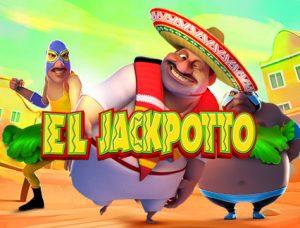 El Jackpotto Slot Logo