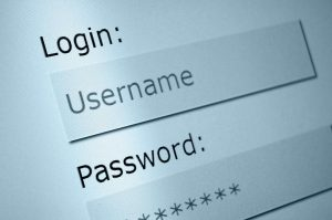 Username and Password Login Details