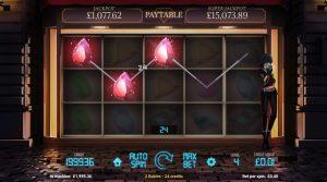 jewel heist slot gameplay