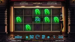 jewel heist slot win